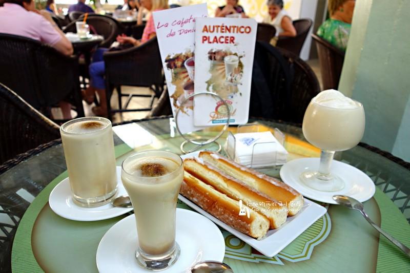 旅行的味蕾記憶╱西班牙熱天經典冷飲─歐洽達豆奶(HORCHATA)