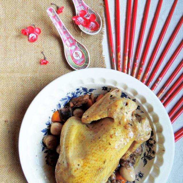 迎春節年菜饗宴—如意茶葉雞