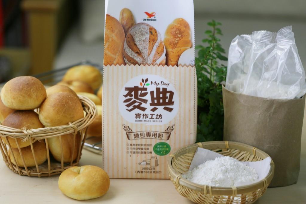 棒棒糖造型甜圈圈【麥典麵粉】步驟圖1