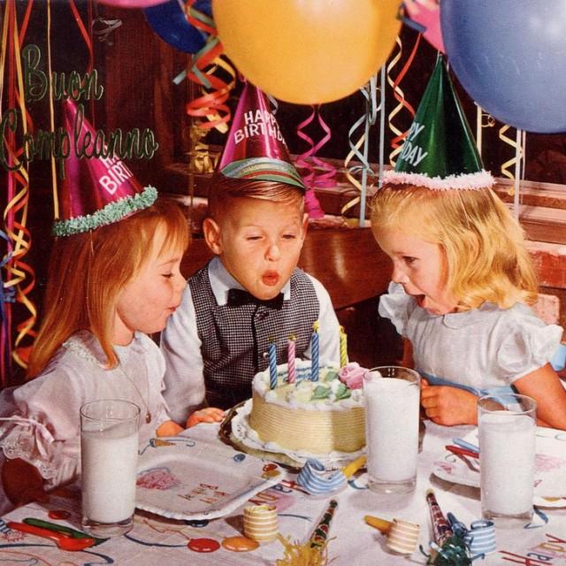 第一次為孩子辦派對就上手!