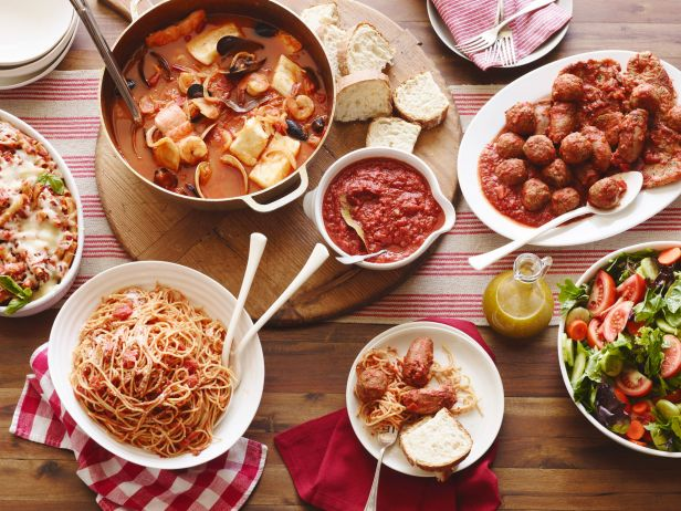 Italy food