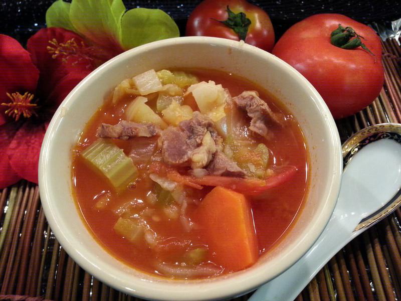 愛料理【TOP10食譜排行榜】:最多人跟著做的暖心湯品