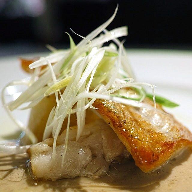 法式經典魚肉料理-鰈魚排佐白酒醬汁的美味與堅持