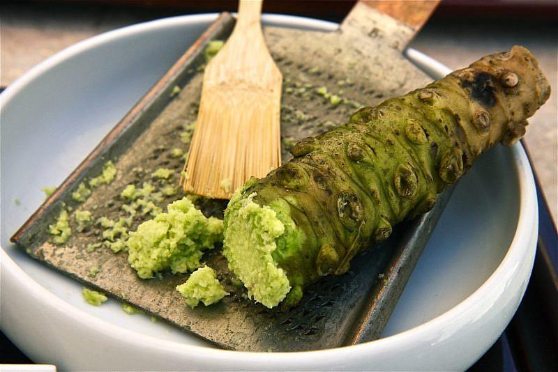 芥末(Wasabi)